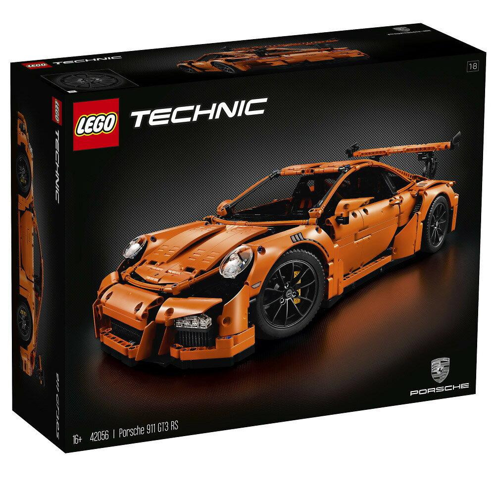 LEGO(R) テクニックポルシェ 911GT3 RS【オンライン限定】【送料無料】