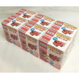 トミカ 炭酸入浴料 はたらくトミカ コンプリートセット(6個入り)