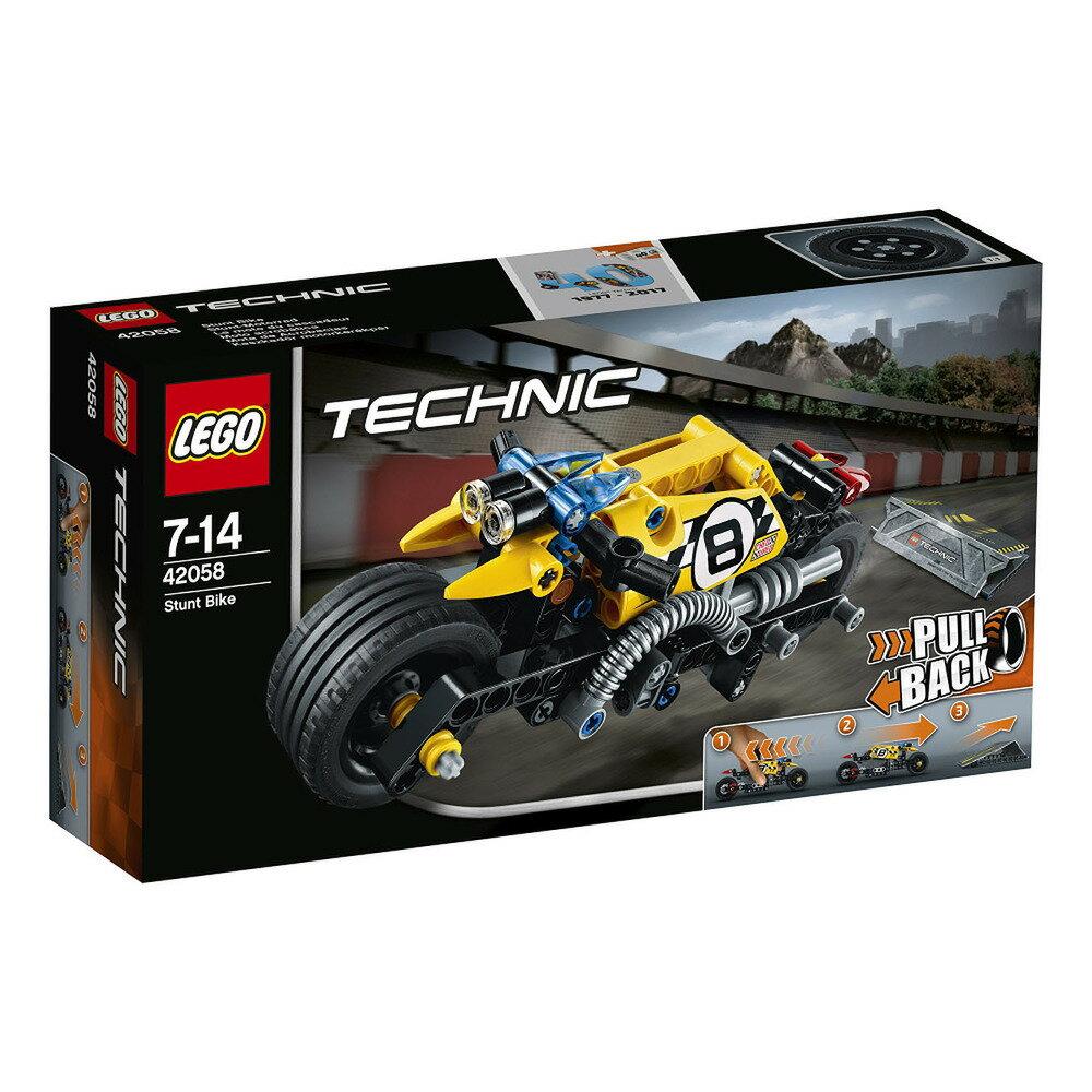 レゴ テクニック 42058 スタントバイク