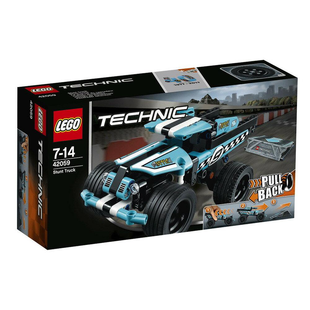 レゴ テクニック 42059 スタントトラック