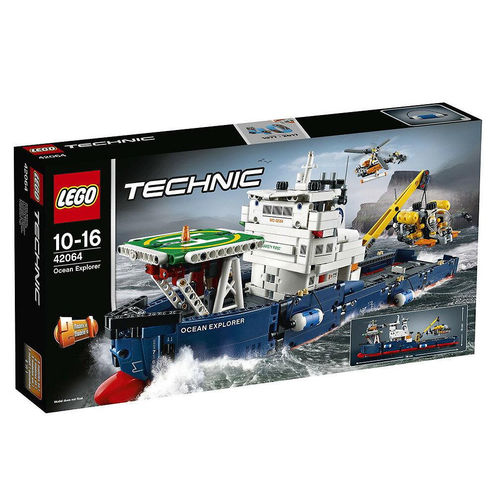 レゴ テクニック 42064 海洋調査船【送料無料】