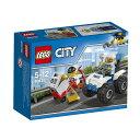 【オンライン限定価格】レゴ シティ 60135 ドロボウとポリス4WDバギー
