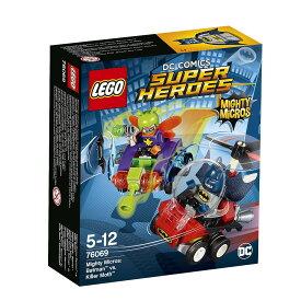 レゴ スーパーヒーローズ 76069 マイティマイクロ:バットマン vs キラーモス