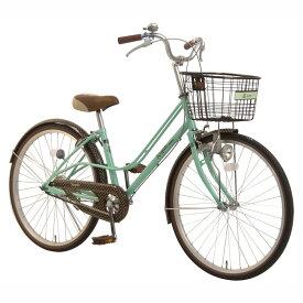 トイザらス AVIGO 24インチ 子供用自転車 レガーロ (ミントグリーン)