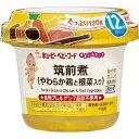 【キユーピー】 キユーピー すまいるカップ 筑前煮(やわらか鶏と根菜入り)