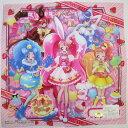 ハンカチ キラキラプリキュアアラモード(ピンク色)