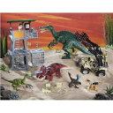 トイザらス限定 スピノサウルスタワーメガ プレイセット