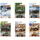 マッチボックス 1/64 CAMO トラック BOX販売(12個入り)【オンライン限定】