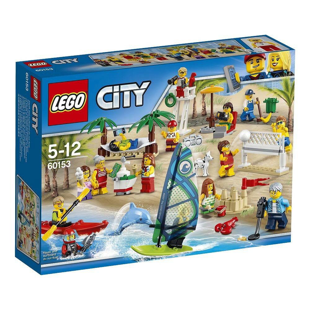 レゴ シティ 60153 レゴ(R)シティのビーチ【送料無料】