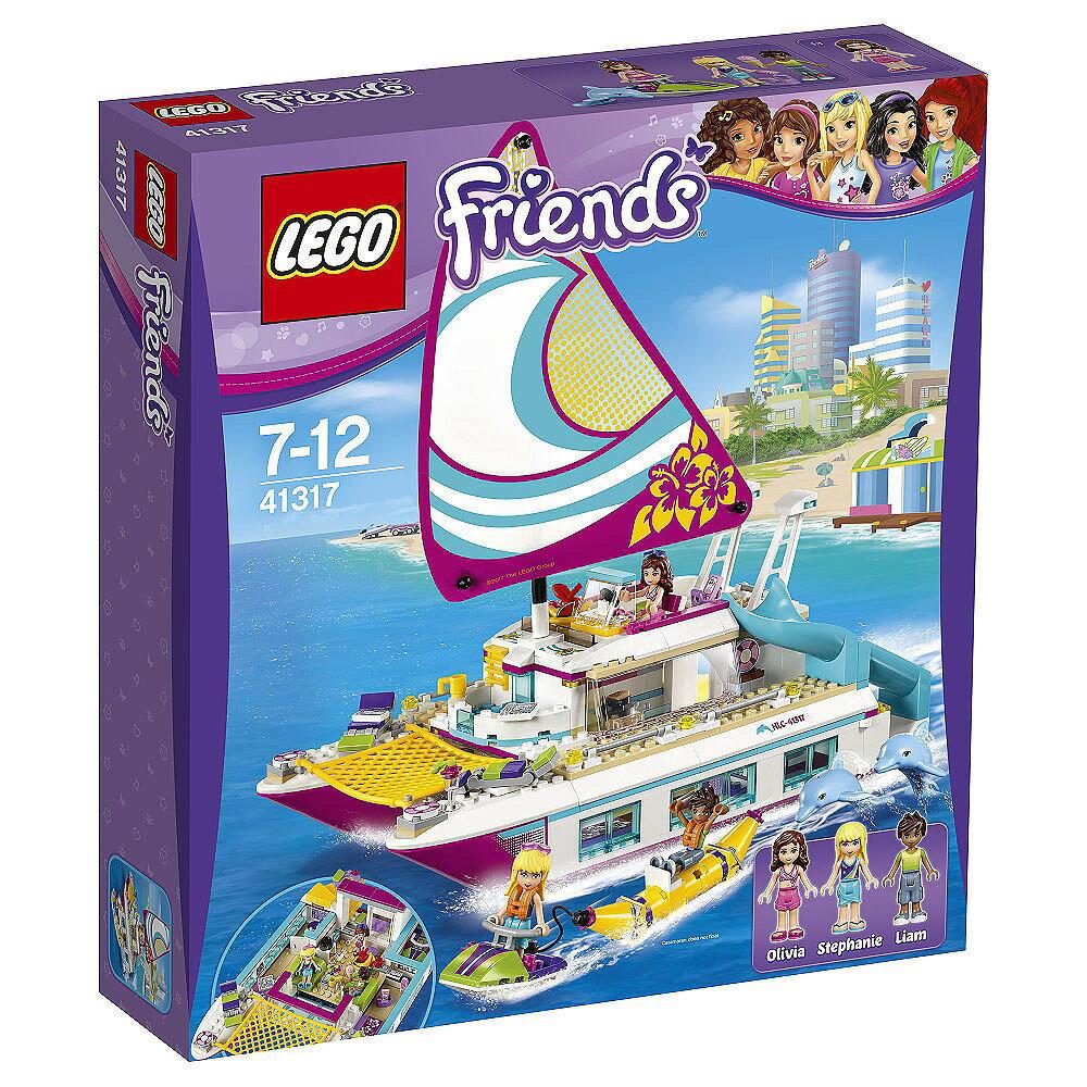 【オンライン限定価格】レゴ フレンズ 41317 ハートレイク ワクワクオーシャンクルーズ