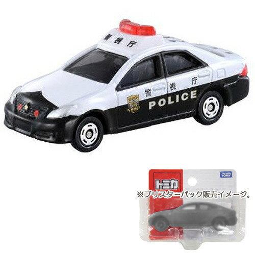 トミカ No.110 トヨタ クラウン パトロールカー(BP)