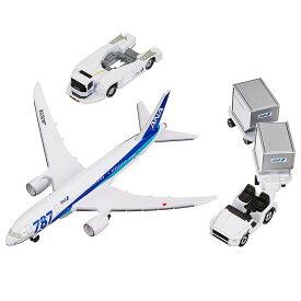 トミカ 787エアポートセット(ANA)