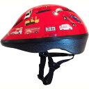 トイザらス限定 トミカアジャスタブルヘルメット ジュニア用(レッド)(47〜55cm)
