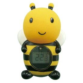 ルーム&バスサーモメーター(デジタル式) ミツバチ