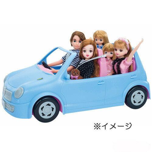 リカちゃん LF-04 かぞくでドライブ ファミリーカー