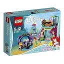 レゴ ディズニープリンセス 41145 アリエル 海の魔女アースラのおまじない