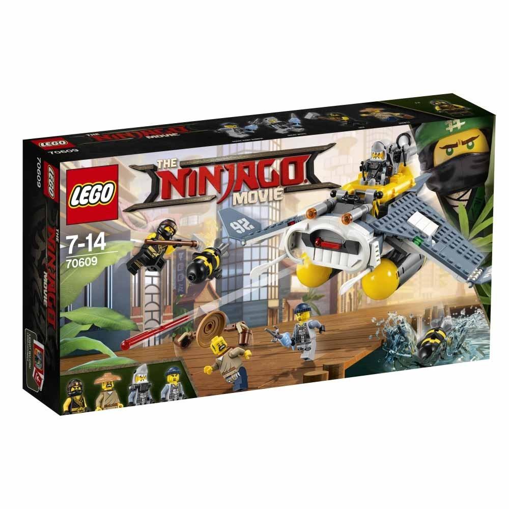 レゴ ニンジャゴー 70609 マンタ・ボンバー