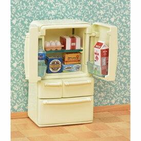 シルバニアファミリー 冷蔵庫セット(5ドア)