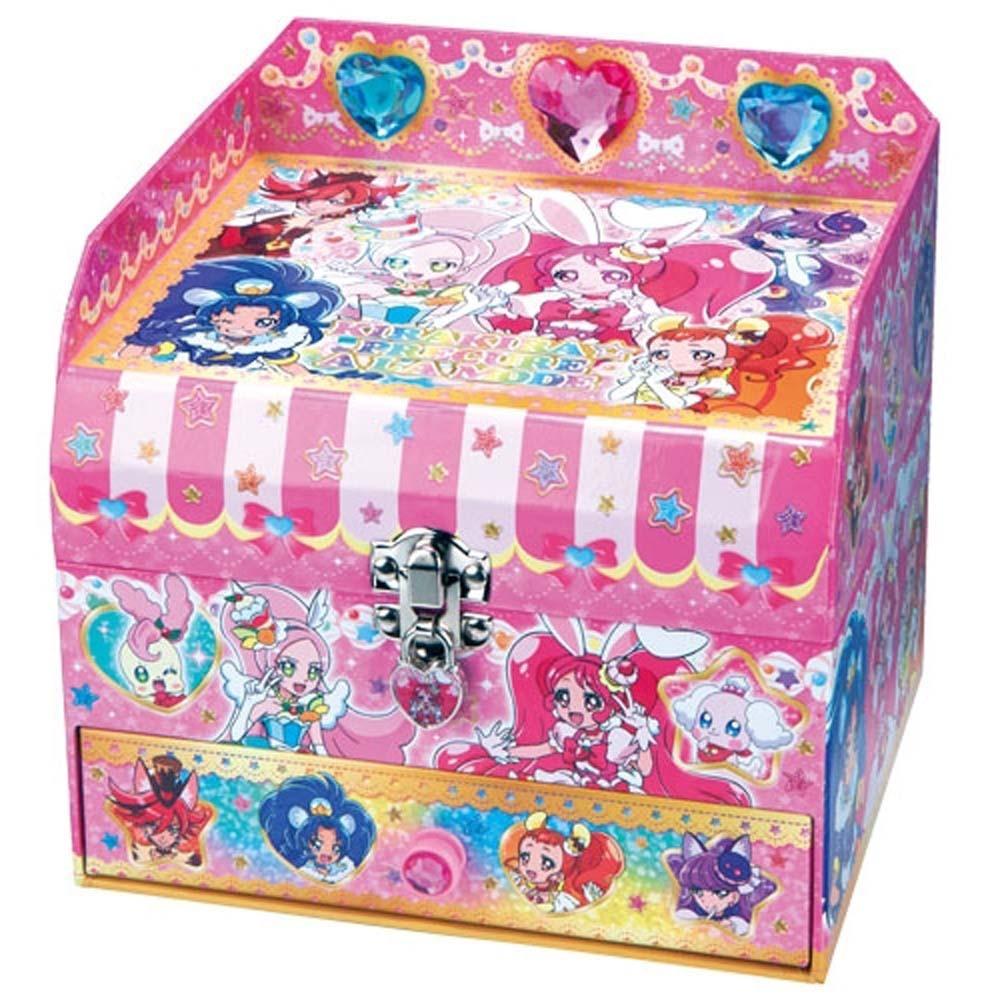 キラキラ☆プリキュアアラモード ひみつのラブリーボックス