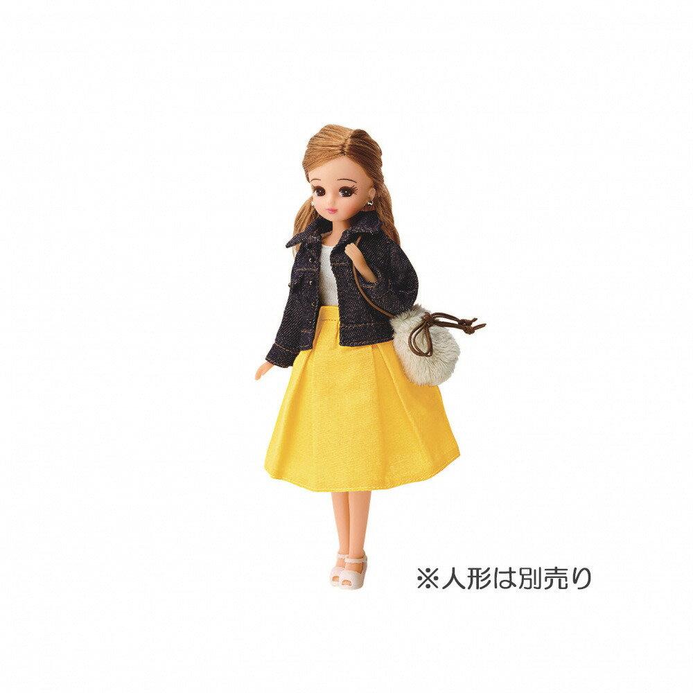 リカちゃんドレス LW-20 VERYコラボ コーディネートドレスセット