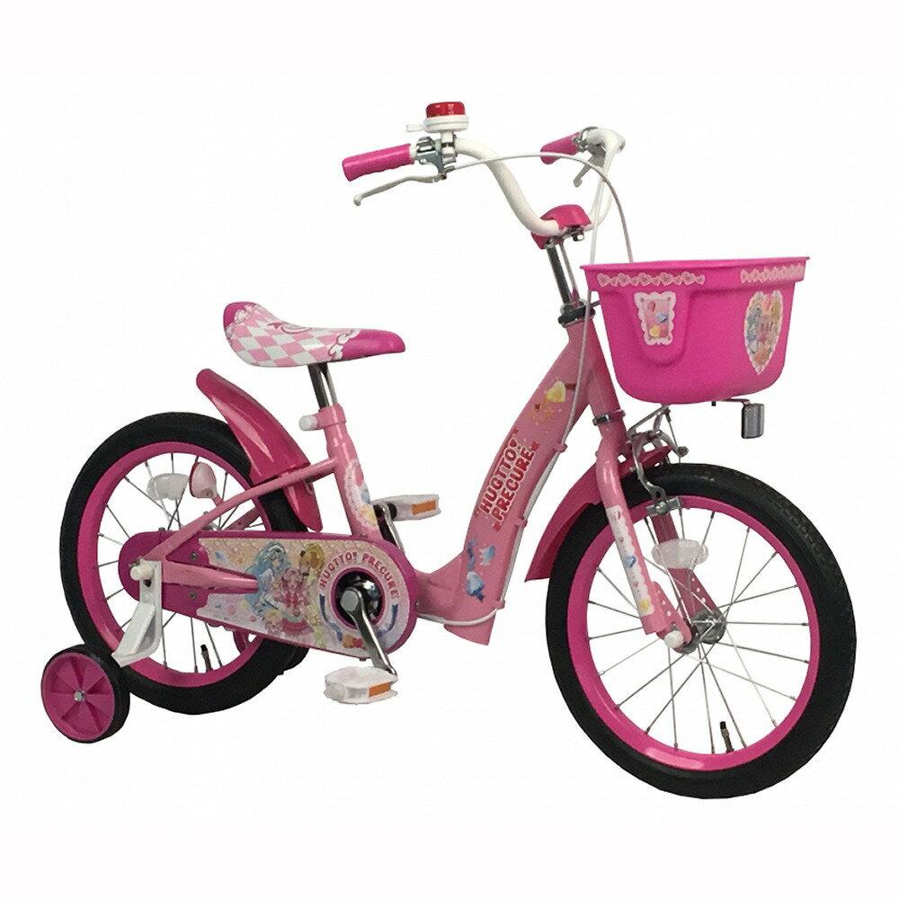 16インチ 子供用自転車 HUGっと!プリキュア