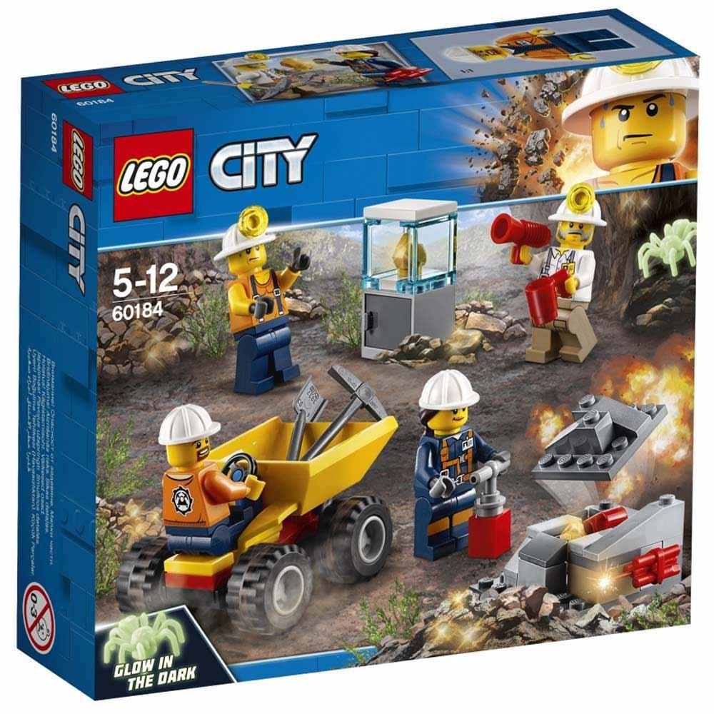 レゴ シティ 60184 ゴールドハンターたち