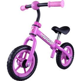トイザらス AVIGO 10インチ トレーニングバイク EVAタイヤ(ピンク)