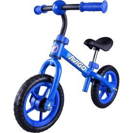 トイザらス AVIGO 10インチ トレーニングバイク EVAタイヤ(ブルー)