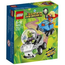 レゴ スーパーヒーローズ 76094 マイティマイクロ : スーパーガール VS. プレイニアック