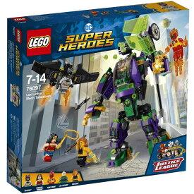 レゴ スーパーヒーローズ 76097 レックス・ルーサー メカとの戦い