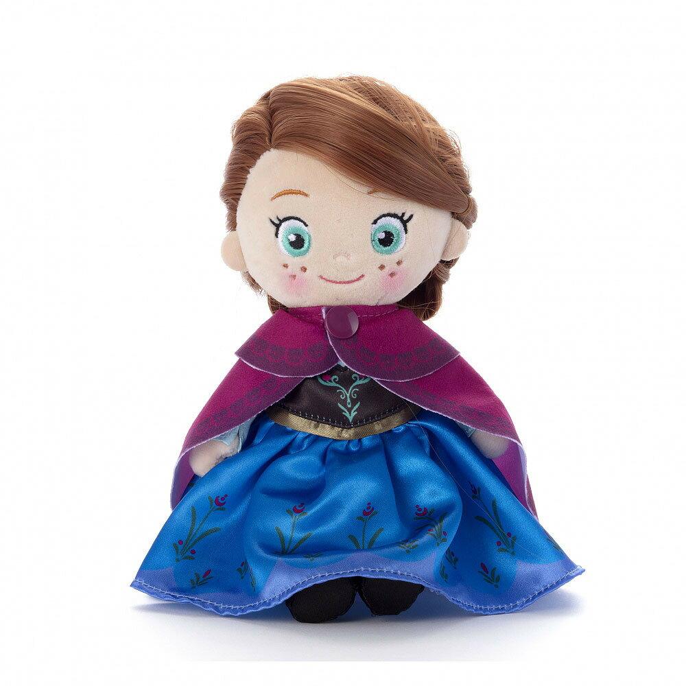 ディズニーキャラクター マイフレンドプリンセス ヘアメイクプラッシュドール アナと雪の女王 アナ