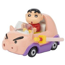 ドリームトミカ ライドオンR06 クレヨンしんちゃん×ぶりぶりざえもんカー