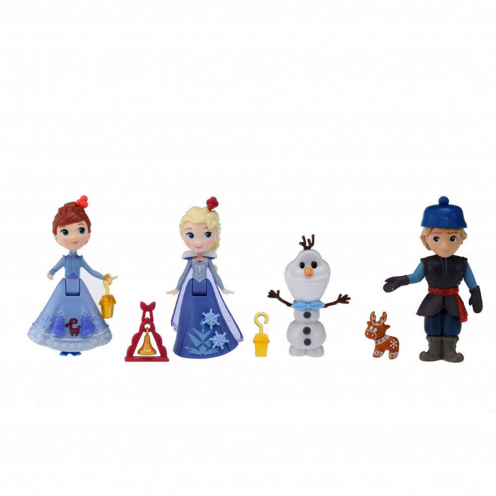 アナと雪の女王 家族の思い出 リトルキングダム コレクションパック