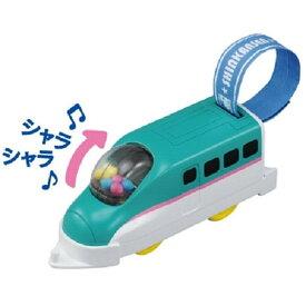 はじめてのプラレール おでかけE5系新幹線はやぶさ【クリアランス】