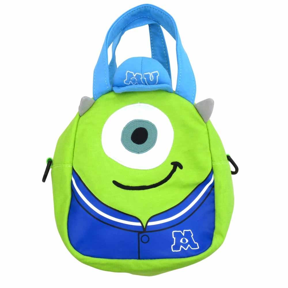 トイザらス限定 ディズニー モンスターズユニバーシティ マイク ミニ手提げバッグ