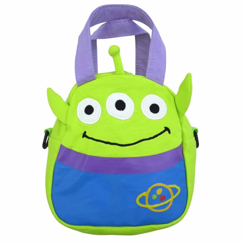 トイザらス限定 ディズニー トイストーリー エイリアン ミニ手提げバッグ