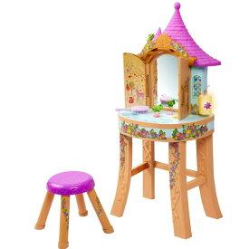 ディズニープリンセス 塔の上のランプンツェル プリンセスドレッサー