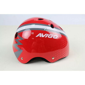トイザらス AVIGO ストリートヘルメット 48〜54cm (レッド)