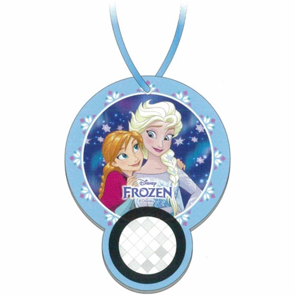 レンズネックレス ディズニー アナと雪の女王