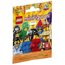 レゴ レゴ(R)ミニフィギュア 71021 シリーズ18