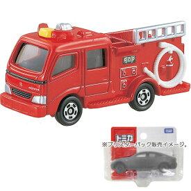 トミカ No.041 モリタ CD-1型 ポンプ消防車(BP)