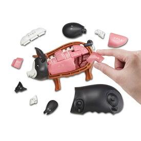 一頭買い!!黒豚パズル(42パーツ)