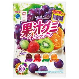 果汁グミ個包装アソート 90g【お菓子】