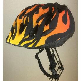 トイザらス AVIGO ブレイズ ジュニアヘルメット 48〜54cm(ブラック)