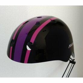 トイザらス AVIGO ブレイズ ジュニアスポーツヘルメット 49〜55cm(ブラック)