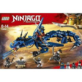 【オンライン限定価格】レゴ ニンジャゴー 70652 ジェイとイナズマ・ドラゴン