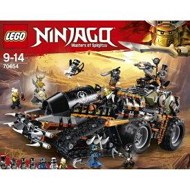 【オンライン限定価格】レゴ ニンジャゴー 70654 ハンティング・デスストライカー【送料無料】