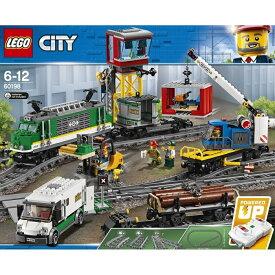 レゴ シティ 60198 貨物列車【送料無料】