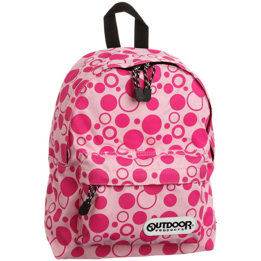OUTDOOR PRODUCTS KIDS チアフルデイパック ピンク
