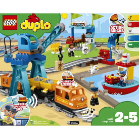 レゴ デュプロ 10875 キミが車掌さん!おしてGO機関車スーパーデラックス【クリアランス】【送料無料】